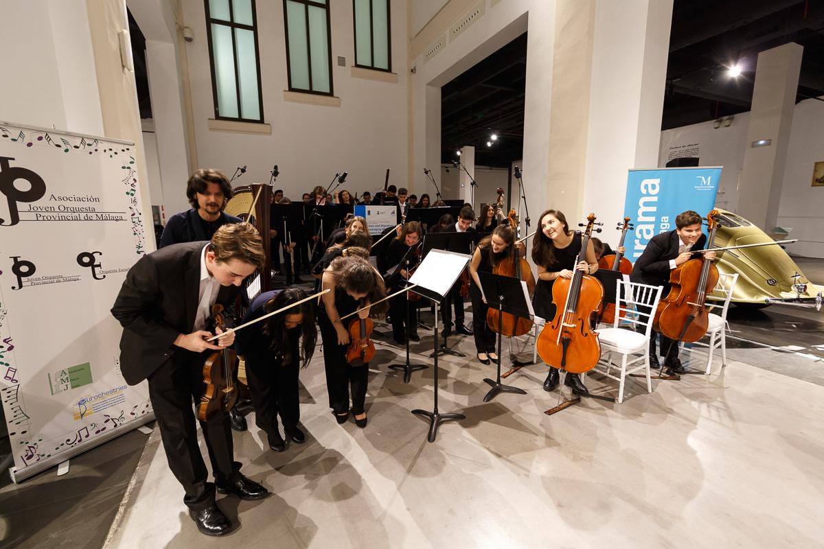 Fotógrafo de eventos Málaga